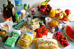 غذاهای پرکالری برای بدنسازان