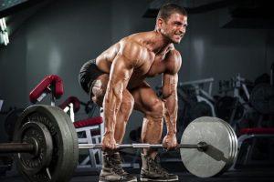 تمرین سخت برای عضله سازی