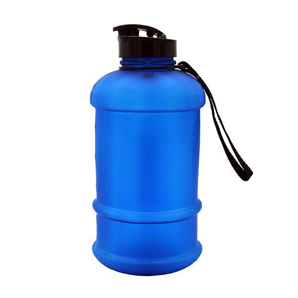 جاگ واتر قمقمه شیکر ورزشی مخصوص بدنسازی 1.3 لیتری آبی مات گیشا اسپرت