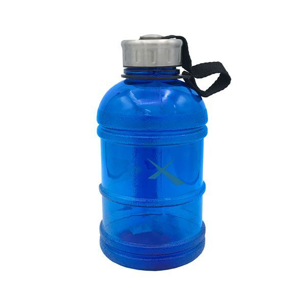 جاگ واتر X شفاف ساده ظرفیت 1 لیتر آبی