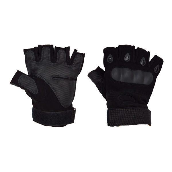 دستکش بدنسازی OAKLEY تاکتیکال مشکی