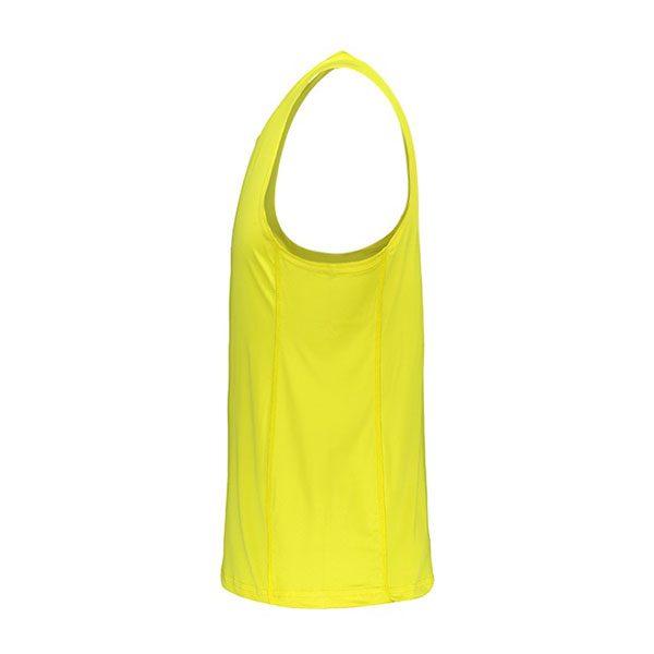 رکابی ورزشی مردانه آندر آرمور POCH زرد بغل