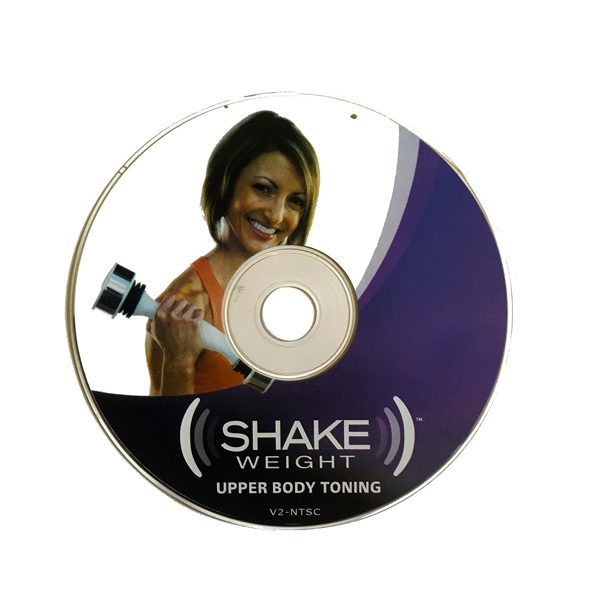 DVD دمبل زنانه شیک ویت SHAKE WEIGHT
