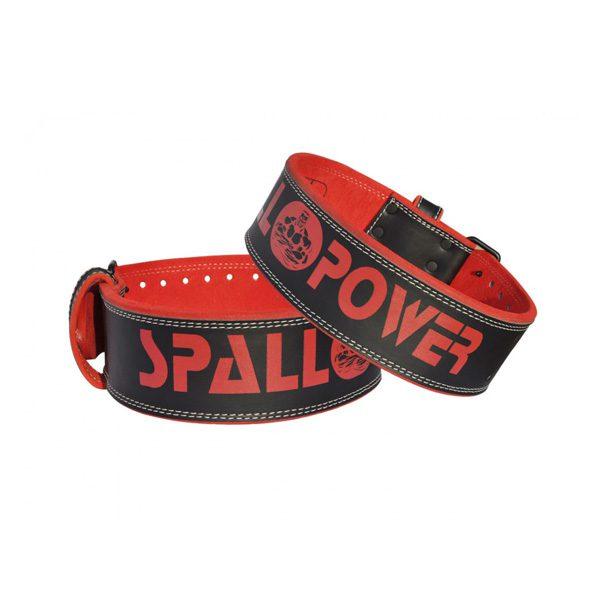 کمربند بدنسازی و لیفتینگ اسپال پاور SPALL POWER قرمز