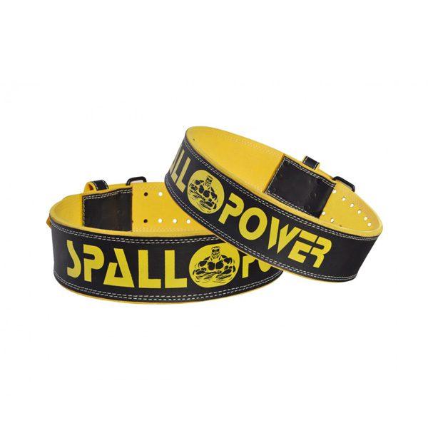 کمربند بدنسازی و لیفتینگ اسپال پاور SPALL POWER زرد