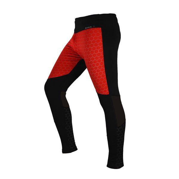 نیم رخ لگ ورزشی زنانه ریباک Reebok طرح Lane قرمز