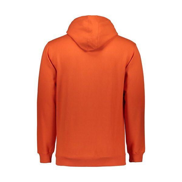 پشت هودی کلاه دار مردانه JUST DO IT نارنجی
