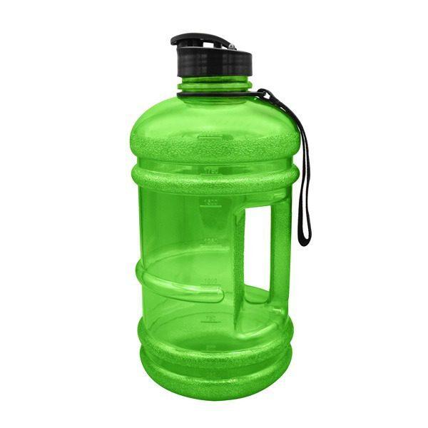 جاگ واتر ساده درب قمقمهای ظرفیت 2.2 لیتر سبز