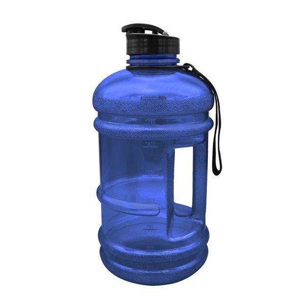 جاگ واتر ساده درب قمقمهای ظرفیت 2.2 لیتر آبی
