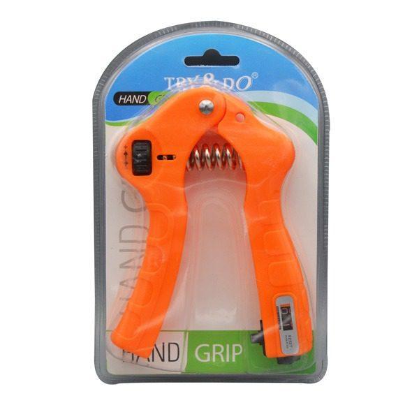 تقویت مچ TRY & DO مدل شمارنده دار نارنجی