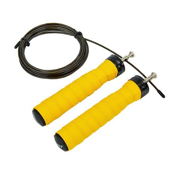 طناب سرعتی کراس فیت و بدنسازی کیما کدل 603 زرد