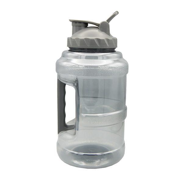 شیکر جاگ واتر یک تیکه ساده ظرفیت 2.2 لیتر مشکی