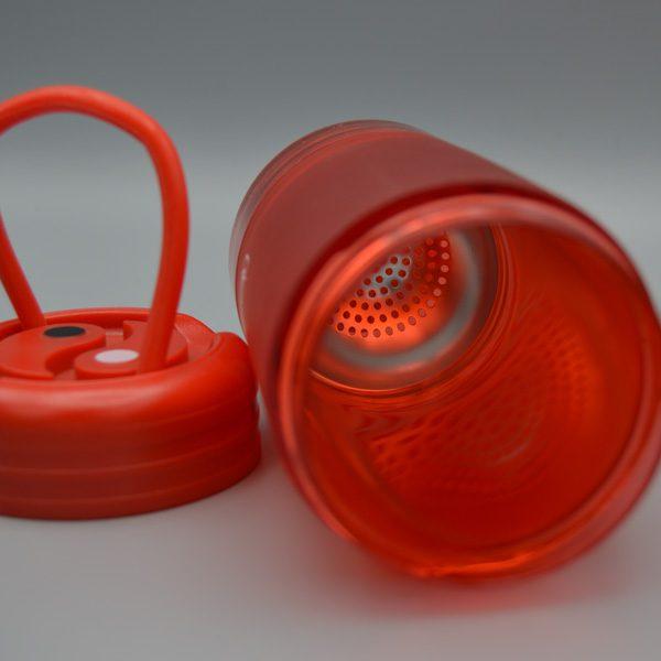ماگ BEABE ANLOVE مدل Momoda Cup ظرفیت 0.3 لیتر قرمز