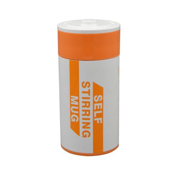 ماگ برقی OUOH مدل SELF STIRRING نارنجی
