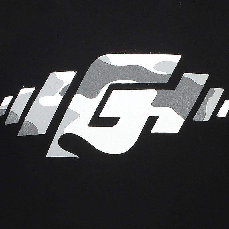 چاپ تیشرت ورزشی مردانه G-WEAR مدل L-WG چریکی مشکی