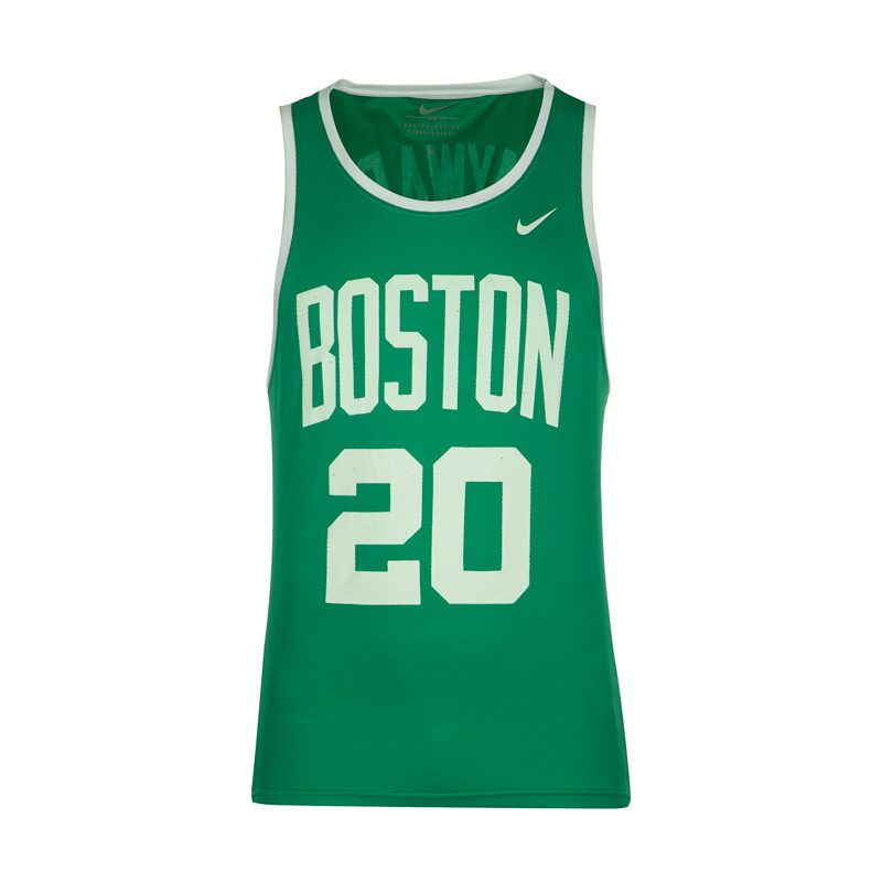 رکابی ورزشی نایک طرح BOSTON 20 سبز
