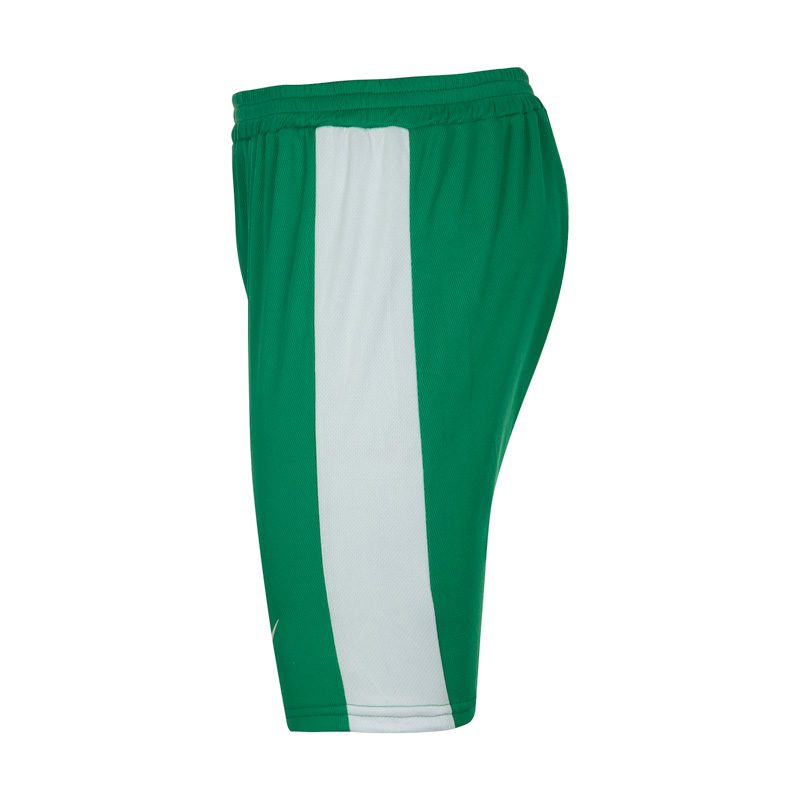 نیم رخ شلوارک ورزشی نایک طرح BOSTON 20 سبز