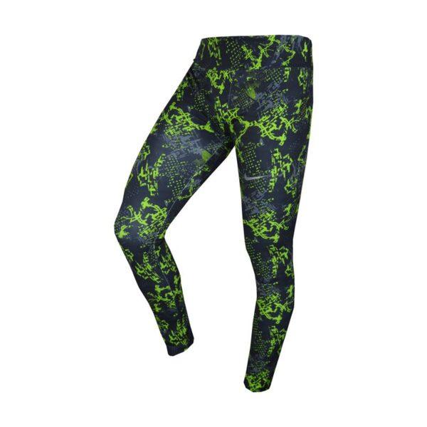 سه رخ لگ ورزشی مردانه نایک مدل Mub-141 طرح Rad سبز