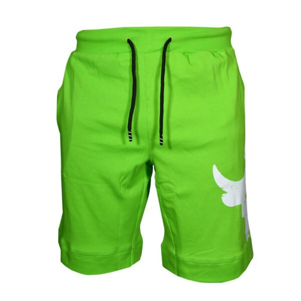 شلوارک ورزشی مردانه آندر آرمور مدل PY-GALAXY سبز