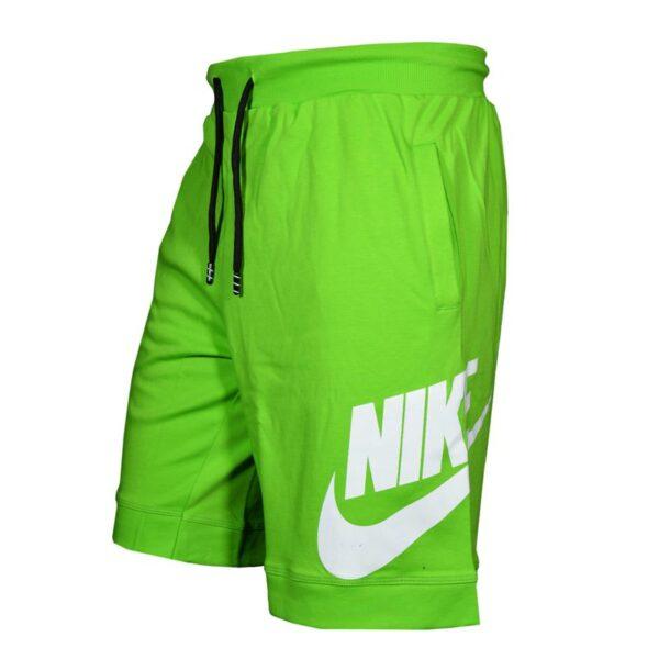 سه رخ شلوارک ورزشی مردانه نایک مدل PY-GALAXY سبز