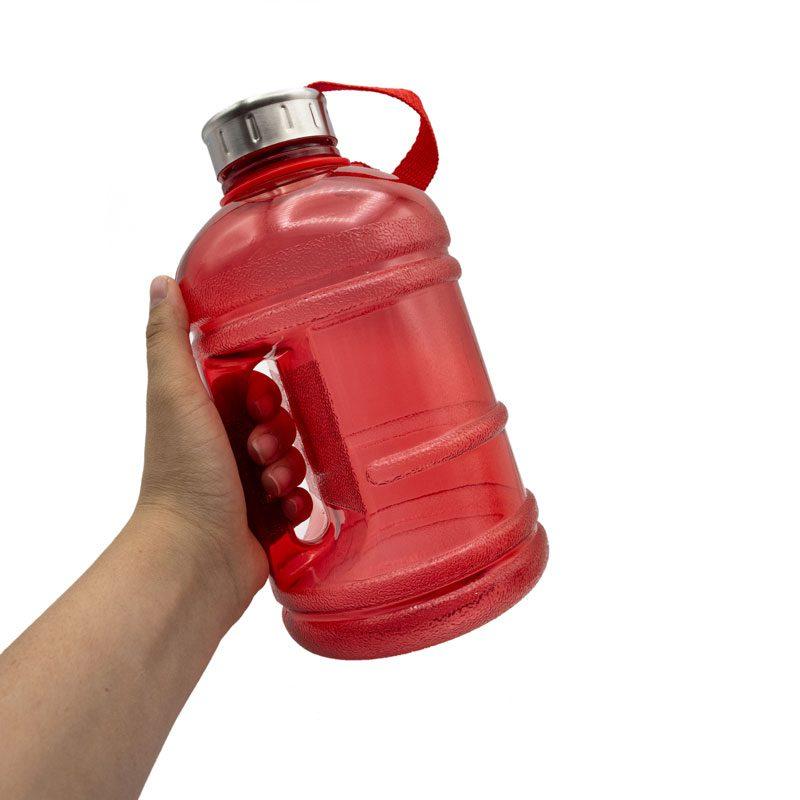 جاگ واتر NOCH مدل شفاف ظرفیت 1.5 لیتر قرمز
