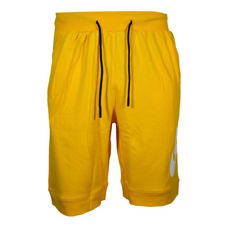 شلوارک ورزشی مردانه نایک PY-GALAXY9912 زرد در دسته بندی لباس ورزشی مردانه