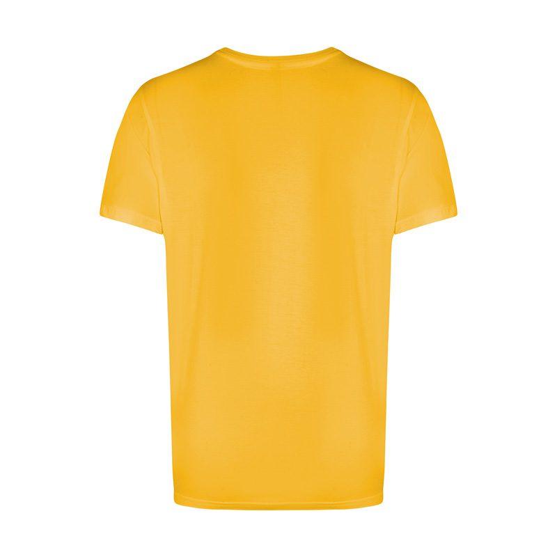 پشت تیشرت ورزشی مردانه جردن مدل PDS91220 زرد در دسته بندی لباس ورزشی مردانه