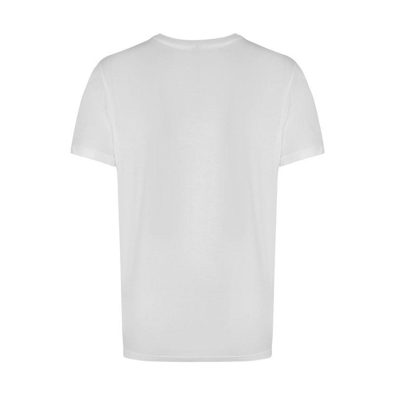 پشت تیشرت ورزشی مردانه جردن مدل PDS91220 سفید در دسته بندی لباس ورزشی مردانه