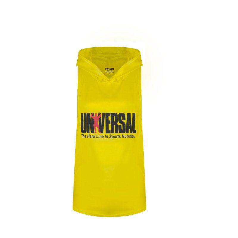 رکابی کلاهدار ورزشی یونیورسال مدل PY-HARDLINE زرد