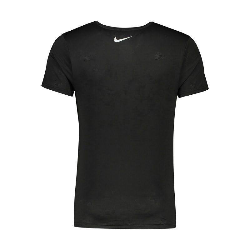 تیشرت ورزشی مردانه نایک مدل LOT-033 مشکی پشت