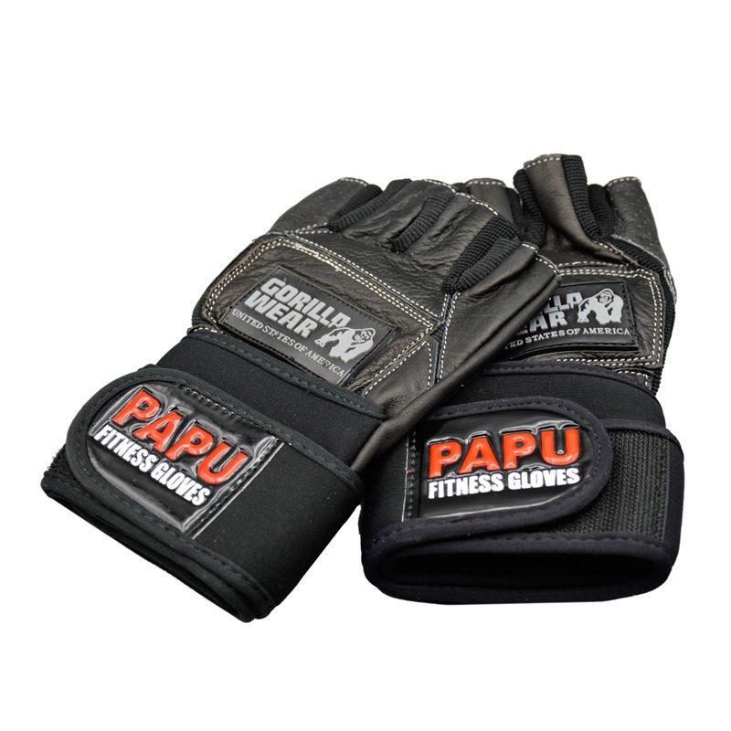 دستکش بدنسازی گوریلا ور مدل PAPU-2022 لایف استایل