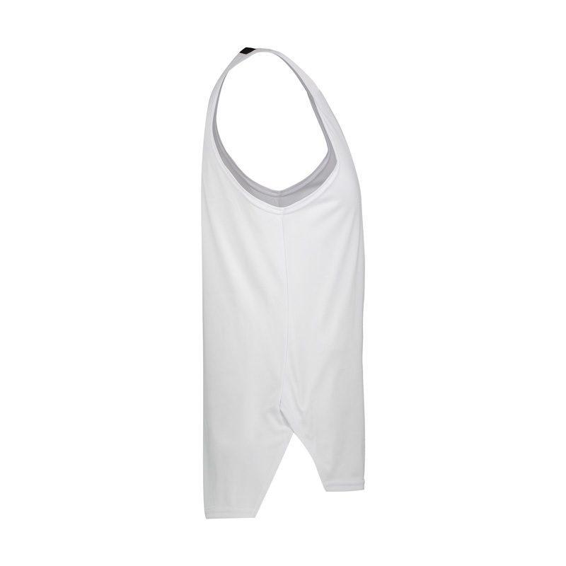 رکابی ورزشی مردانه جردن مدل LOT V-1 سفید نیمرخ