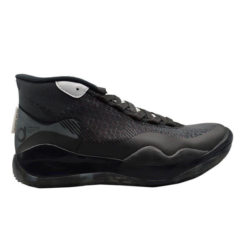 کفش ورزشی مردانه نایک مدل ZOOM KD12 EYBL مشکی نیمرخ