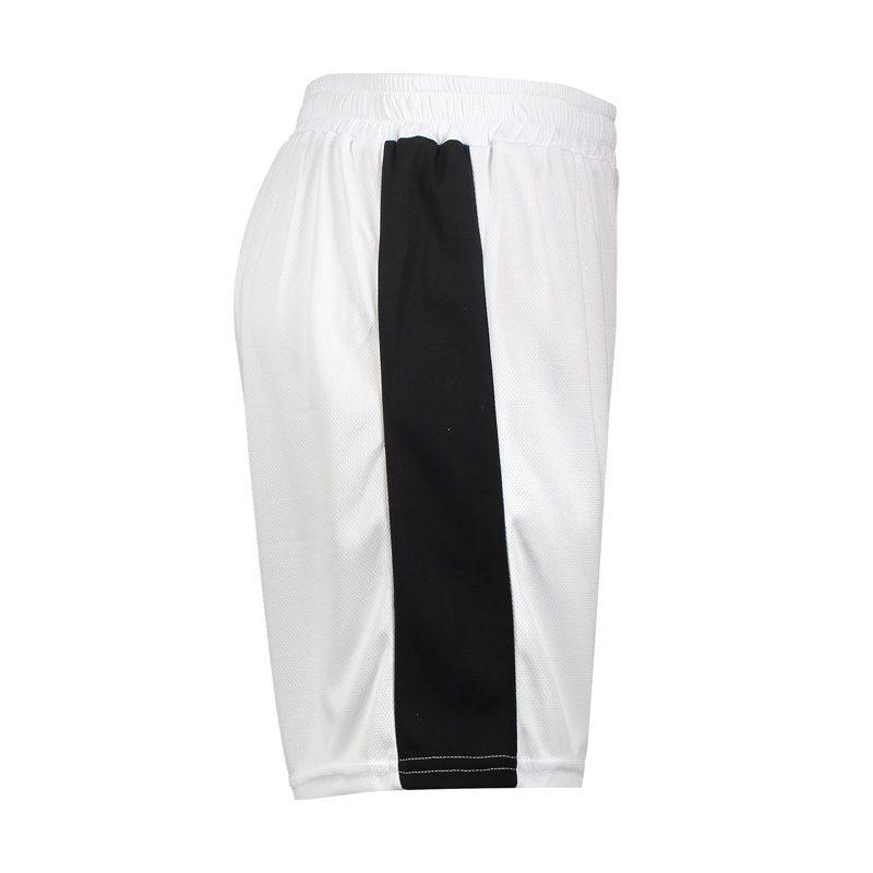 ست رکابی و شلوارک ورزشی مردانه نایک مدل PY-BULLS-23 سفید