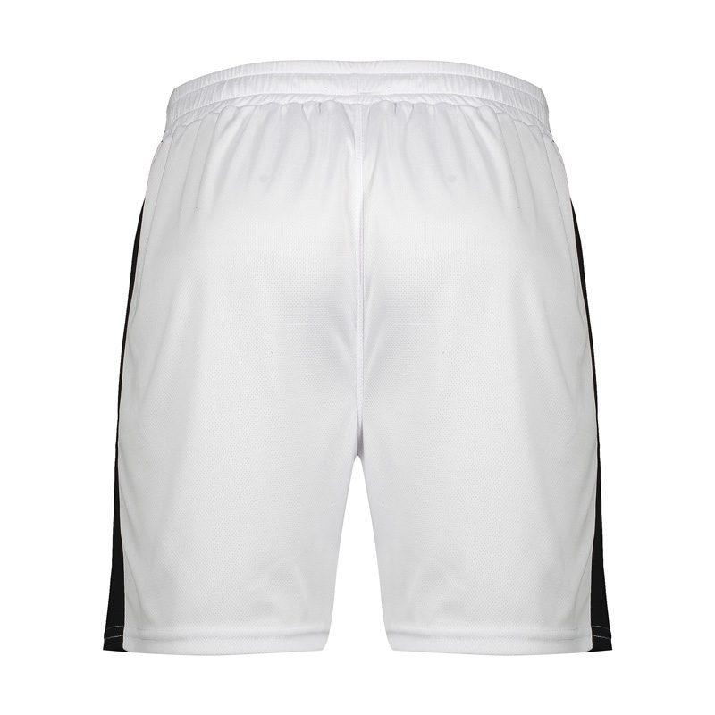 ست رکابی و شلوارک ورزشی مردانه نایک مدل PY-BULLS-23 سفید شلوارک پشت