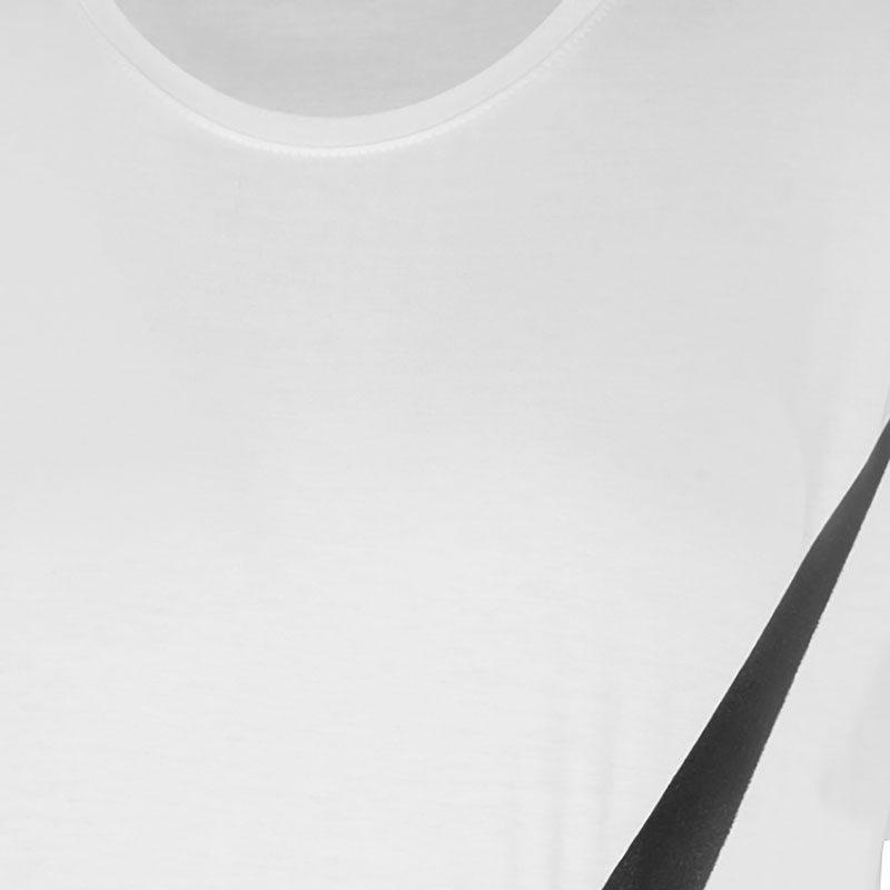 تیشرت ورزشی مردانه نایک مدل SPL-BIG NK-0220 سفید