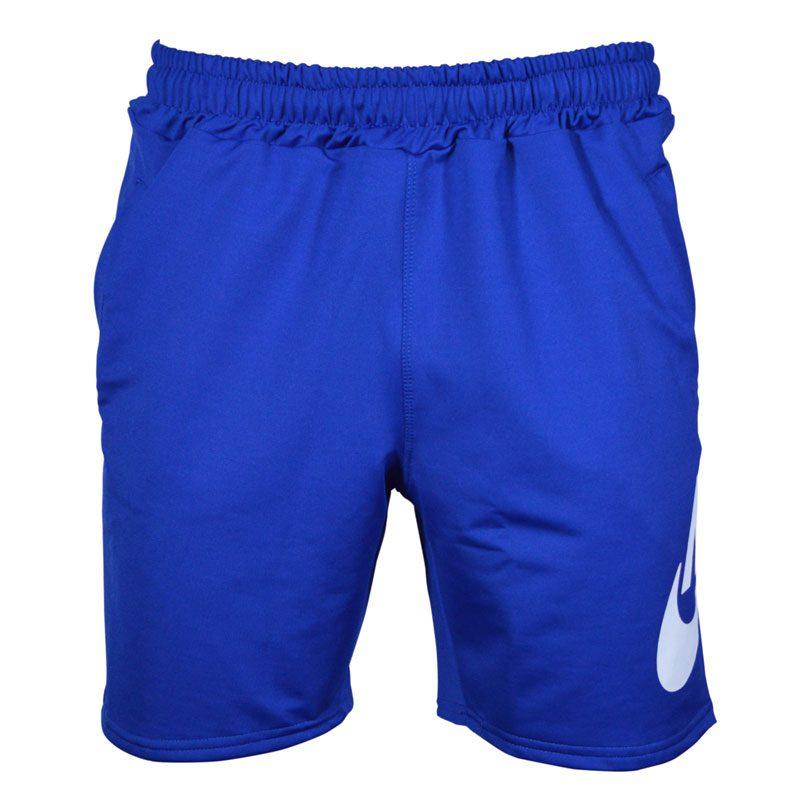 شلوارک ورزشی مردانه نایکی مدل PY-BigNIKE FL آبی