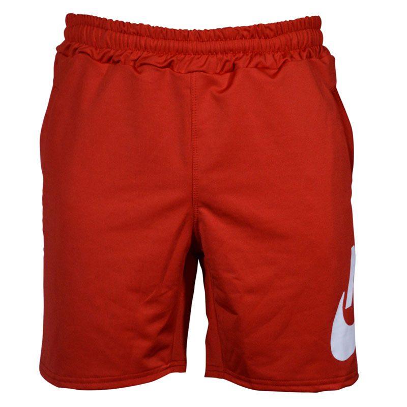 شلوارک ورزشی مردانه نایکی مدل PY-BigNIKE FL قرمز