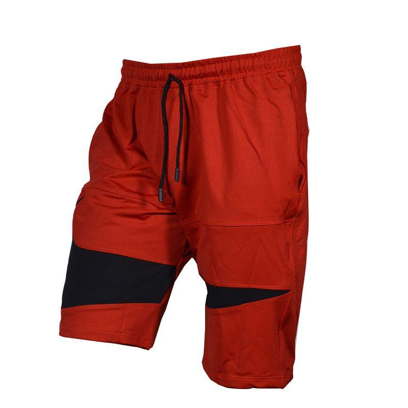 شلوارک ورزشی مردانه نایک مدل PB VBIG-BLK0220 قرمز سه رخ