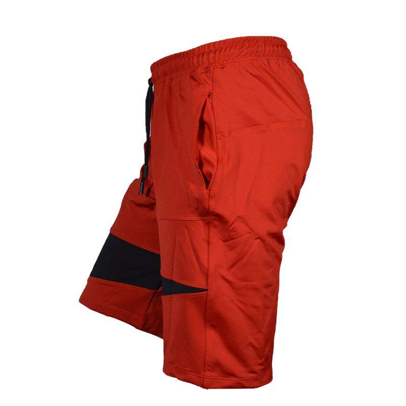 شلوارک ورزشی مردانه نایک مدل PB VBIG-BLK0220 قرمز نیمرخ