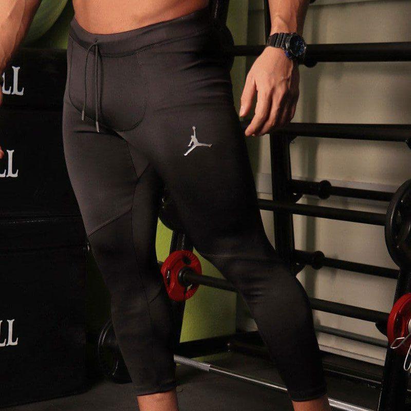 لگ ورزشی مردانه جردن مدل PB-BAND-0220 مشکی لایف استایل