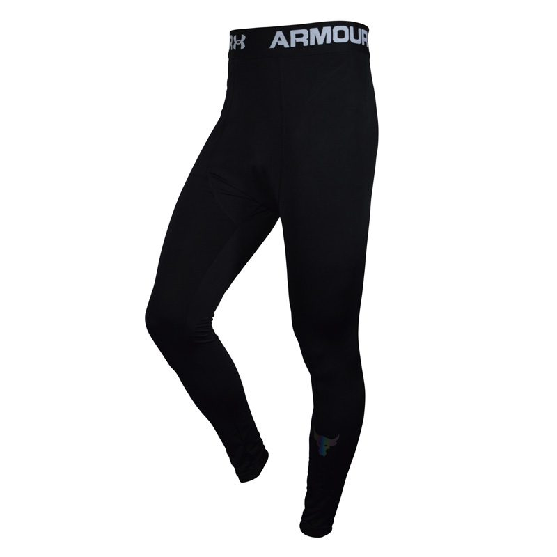 سه رخ لگ ورزشی مردانه آندر آرمور مدل ADNK-ROCK 0225 مشکی
