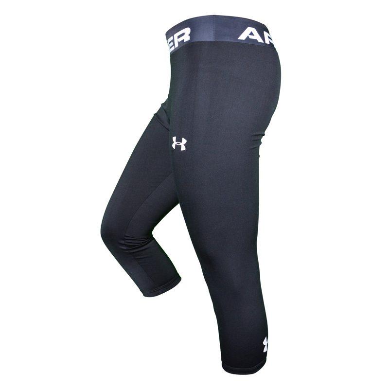 نیم لگ نیم لگ ورزشی مردانه آندر آرمور مدل G Wear-KZE مشکی