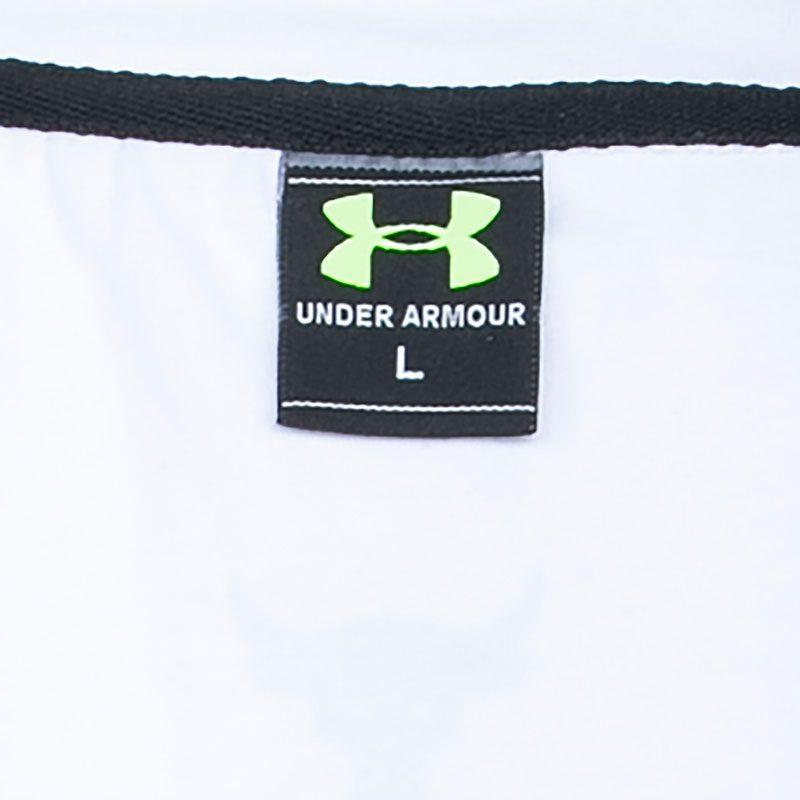 رکابی ورزشی مردانه آندر آرمور مدل MuB-ROCK-054 سفید