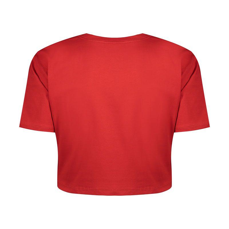 نیم تنه ورزشی زنانه فلش مدل SPL-0513 قرمز