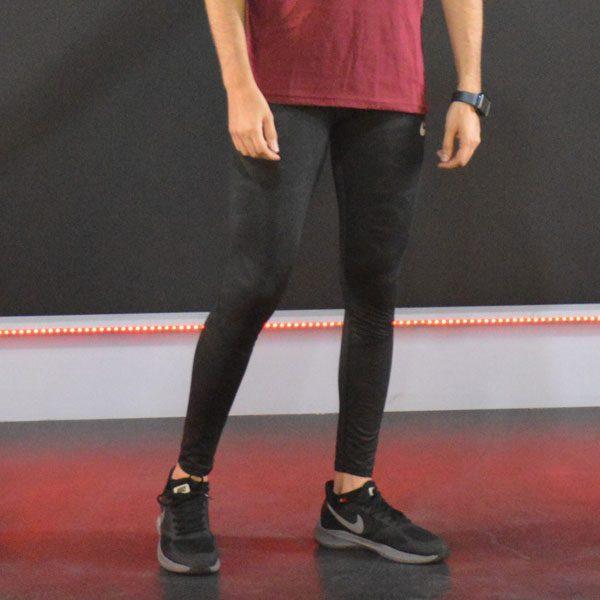 لگ ورزشی مردانه نایک مدل HOMBRES-217 مشکی لایف استایل